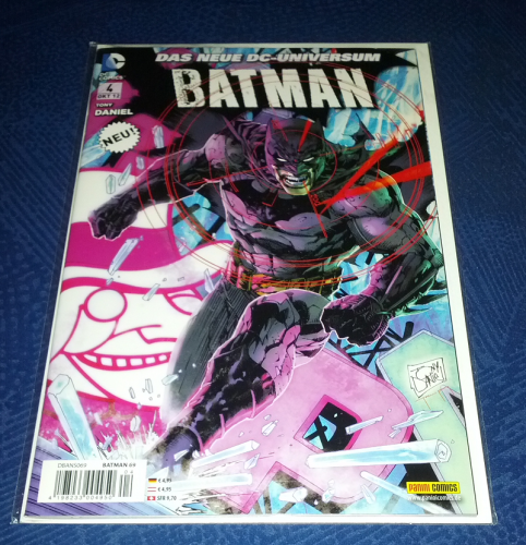 Batman Detective Comics #4
