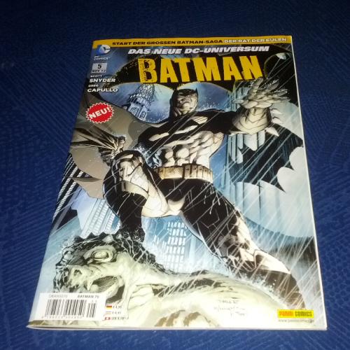 Batman Detective Comics #5: Der Rat der Eulen