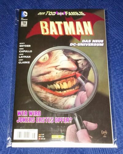 Batman #016: Klopf Klopf / Humorvolle Ader / Feuerlesen