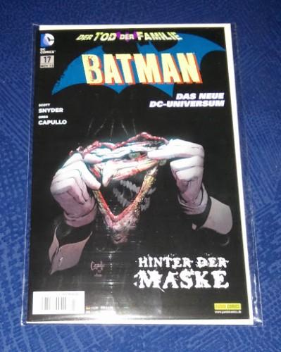 Batman #017: Hier kommt die Pointe... / Wie ein Kartenhaus