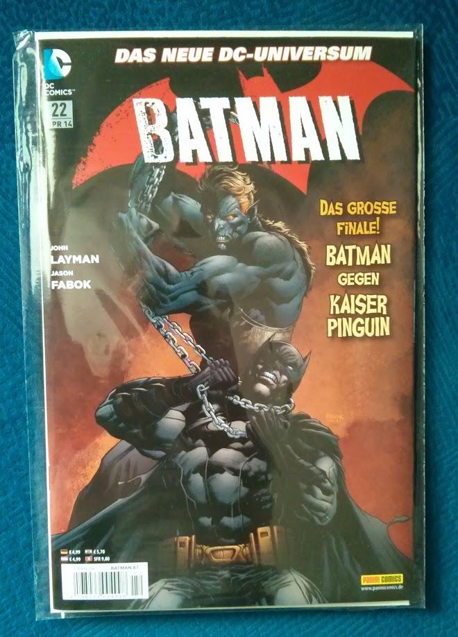 Batman #022: Prolog: Vogelkunde / Koenig fuer einen Tag / Das Reich des Sohnes