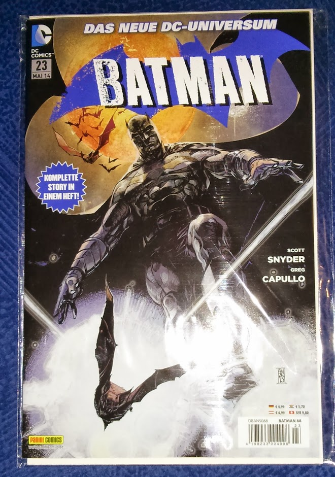 Batman #023: Niemand