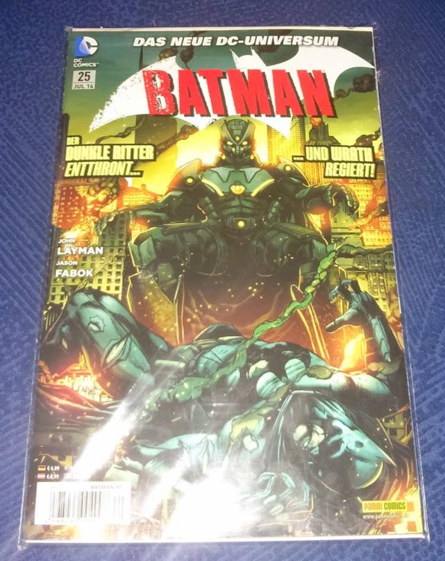 Batman #025: Katz und Fledermaus / Schockzustand