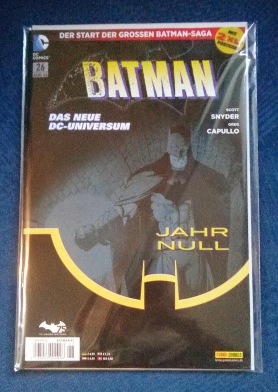 Batman #026: Die geheime Stadt (Teil 1&2)