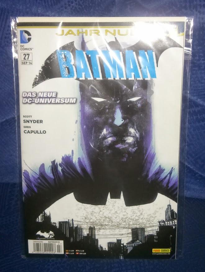 Batman #027: Die geheime Stadt ( Teil 3) / Wo zum Teufel hat er fahren gelernt?! / Das eine mal / Die Grube