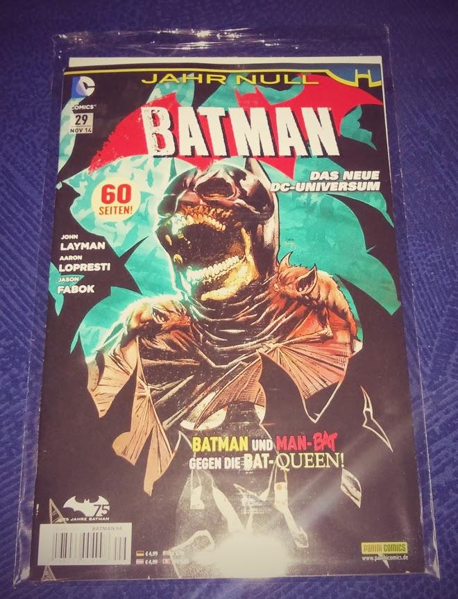 Batman #29: Ein Licht in der Nacht / Schatten am Himmel / Krone der Furcht