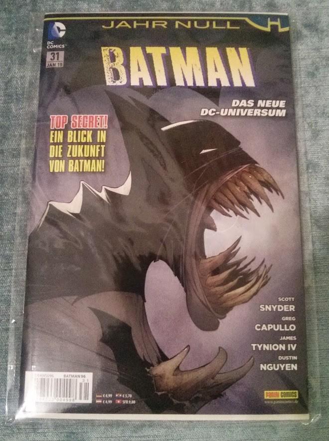 Batman #031: Die Dunkle Stadt, Teil Vier / Gotham Eternal