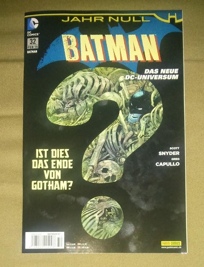 Batman #032: Die Dunkle Stadt, Teil Fuenf