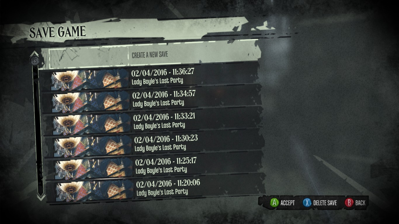 Speichern in Videospielen und warum mir Quicksaves Dishonored kaputt gemacht haben