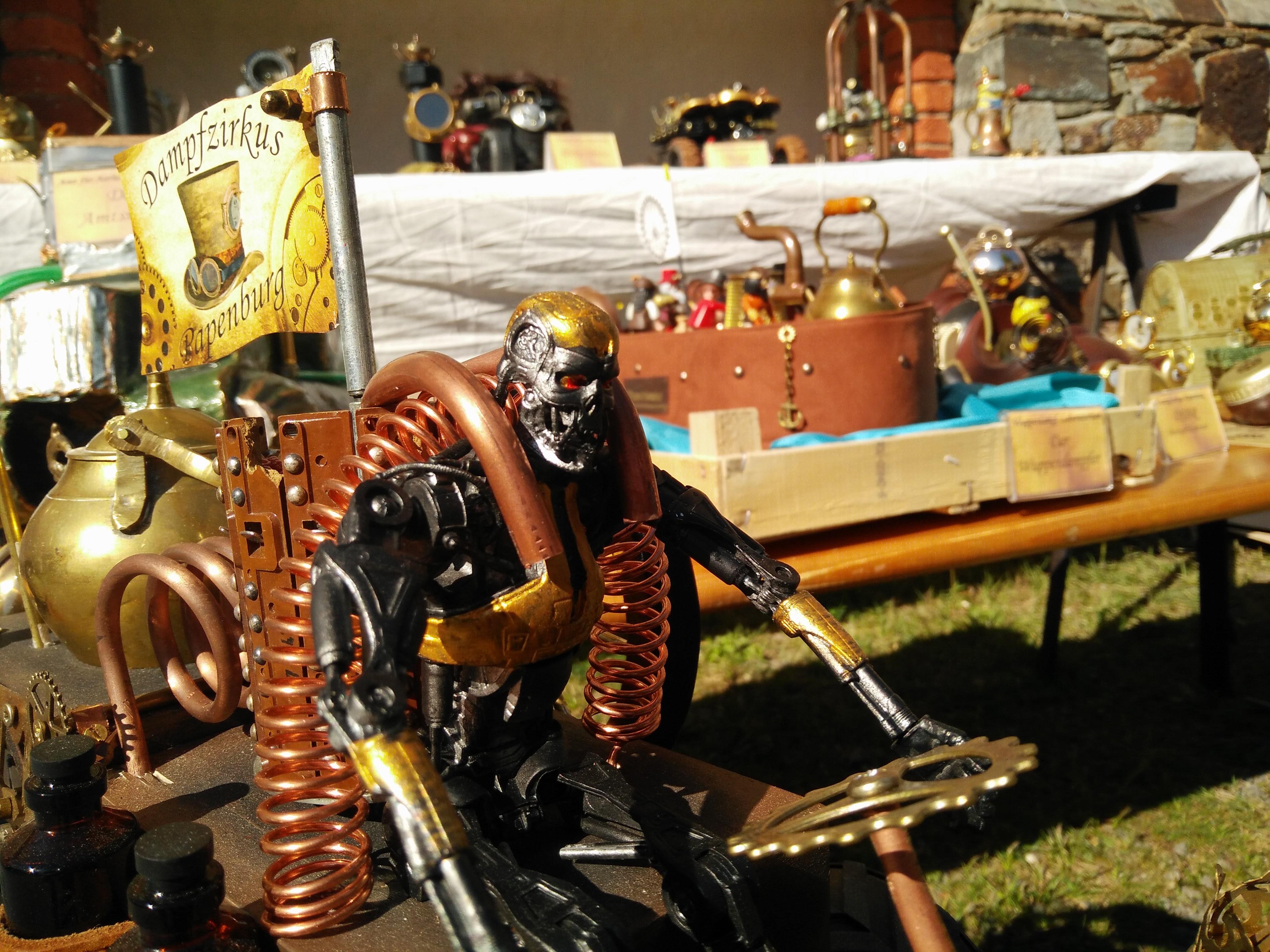 Steampunkspass: Mein Eindruck vom Festival in Osnabrueck