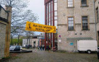 An die Würfel, fertig Los: Die Spielewelt in Bielefeld