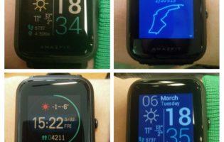 Ausprobiert: Das Budget-Smartband Amazfit Bip