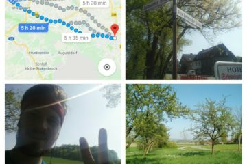 Jog around the blog [121]: Bielefeld nach Detmold