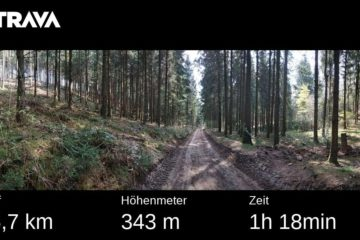 Jog around the blog [203]: Letzter Langlauf vorm Hermann