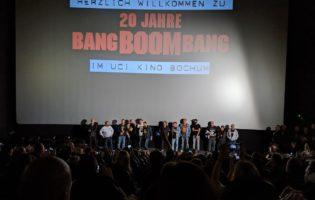 20 Jahre Bang Boom Bang: Meine Eindrücke von der Jubiläumsparty im UCI Bochum