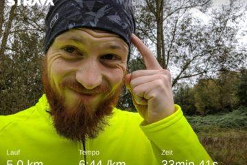Jog around the blog [253]: Wer langsam läuft treibt länger Sport