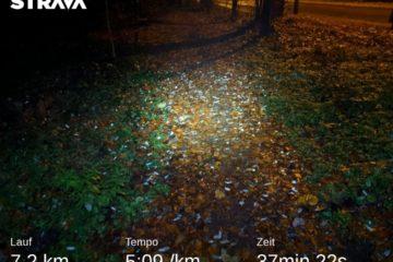 Jog around the blog [268]: Immer wieder dienstags