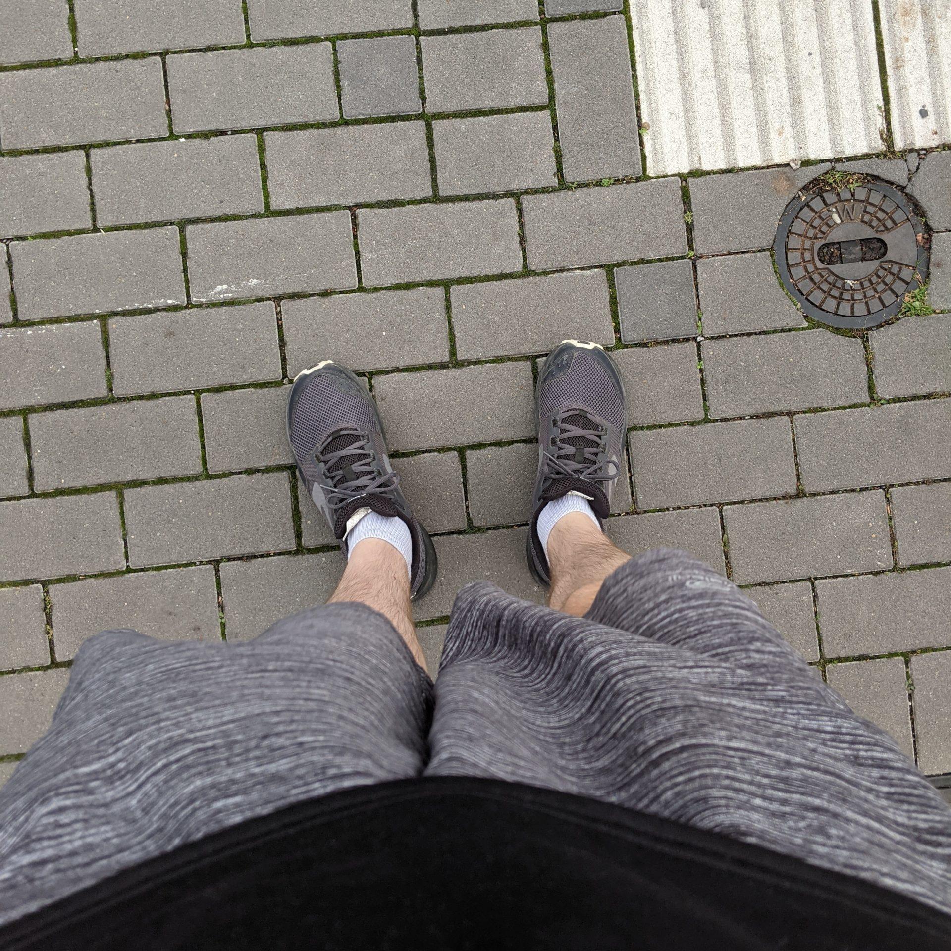 Jog around the blog [408]: Immer noch ein bisschen Fußi?