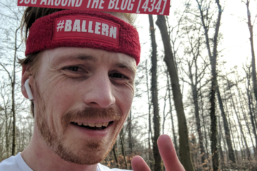 Jog around the blog [434]: #ballern