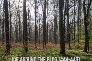 Jog around the blog [444-449]: Endlich wieder laufen